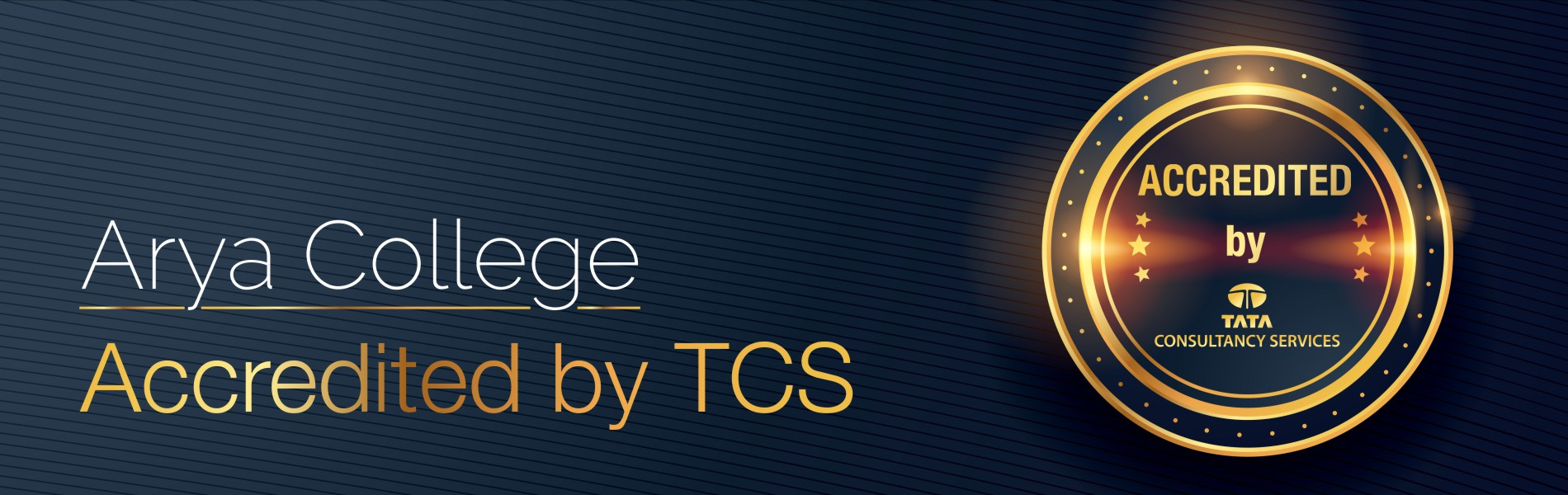 Arya-College-Accredited-by-TCS