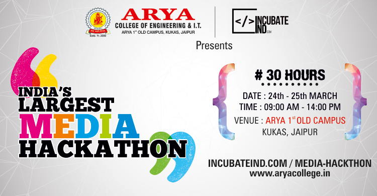 Largest Media Hackathon