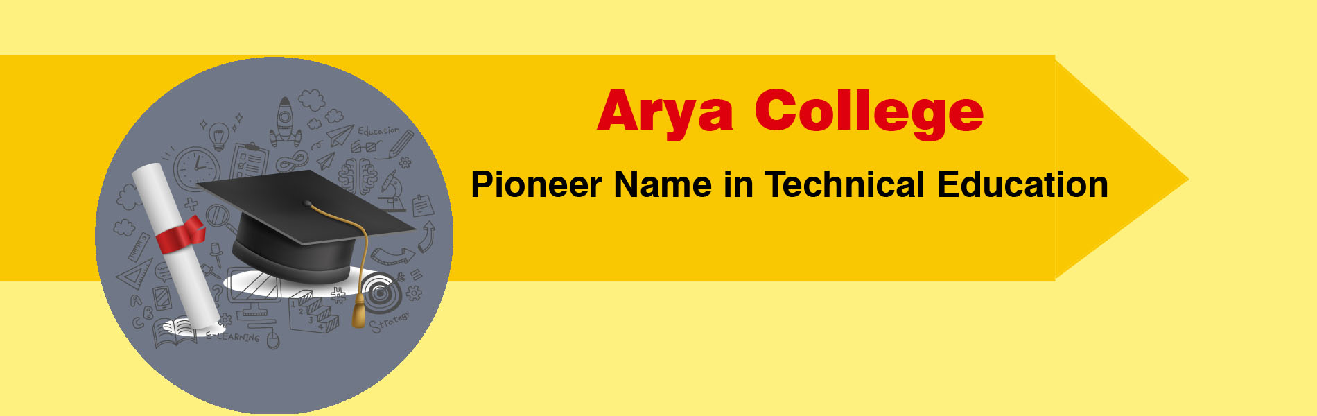 arya-college-technical education