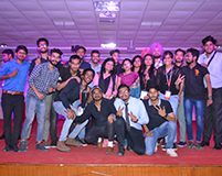 Alumni meet 2018 of Arya College Kukas Jaipur