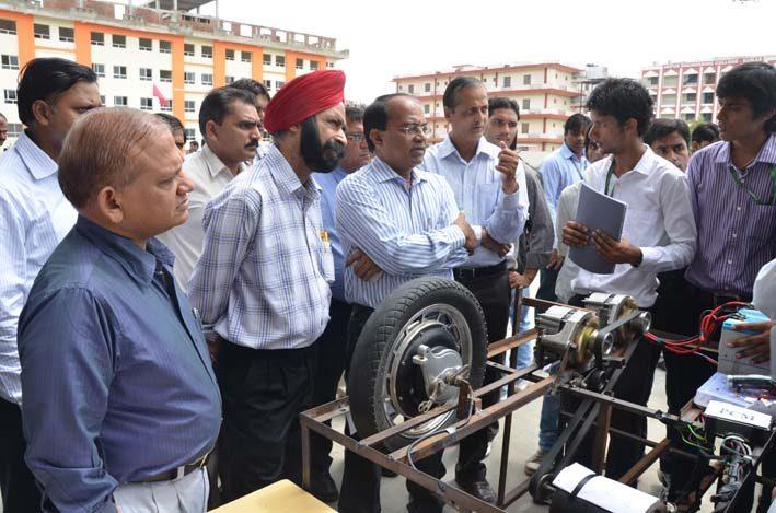 Tehnika Naitus 2018 - 3, arya college jaipur