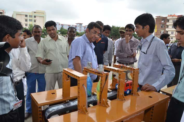 Tehnika Naitus 2018 - 4, arya college jaipur