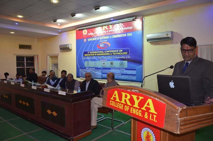 InternationalConference2018_8, arya college jaipur