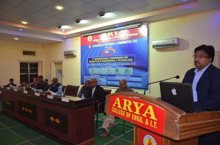 InternationalConference2018_9, arya college jaipur