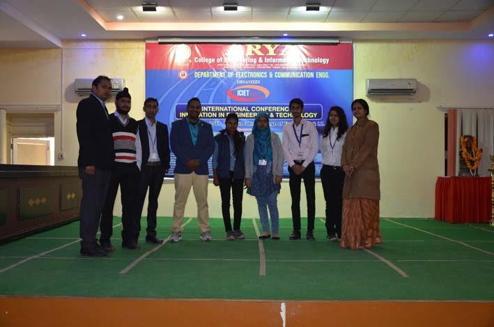 InternationalConference2018_15, arya college jaipur