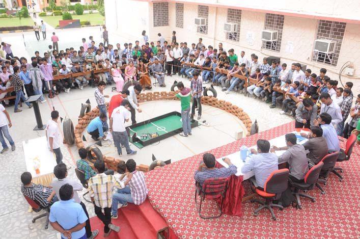 Tehnika Naitus 2018 - 8, arya college jaipur
