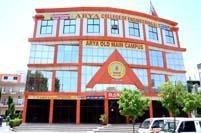 admission bl;ock of arya college, arya college of engineering and IT, arya 1st old campus, arya sp42, arya college jaipur, arya college kukas, best engineering college in rajasthan