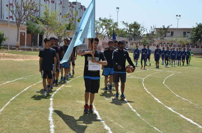 AryaCup2018, arya college jaipur