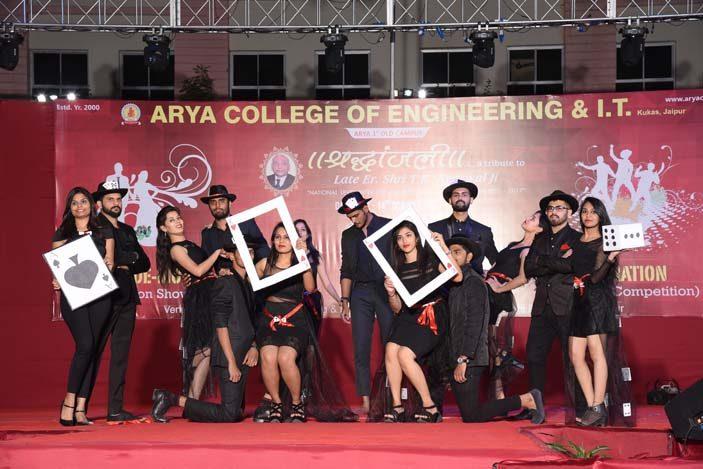 Arya_Shradhanjali, arya college jaipur
