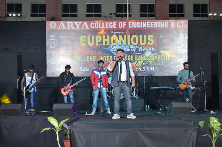 AryaEuPhonius2016, arya college jaipur