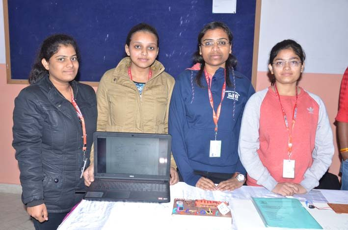 Telecommunication 2018_5, arya college jaipur