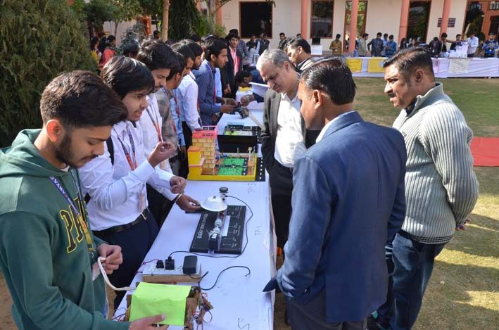 Telecommunication 2018_9, arya college jaipur