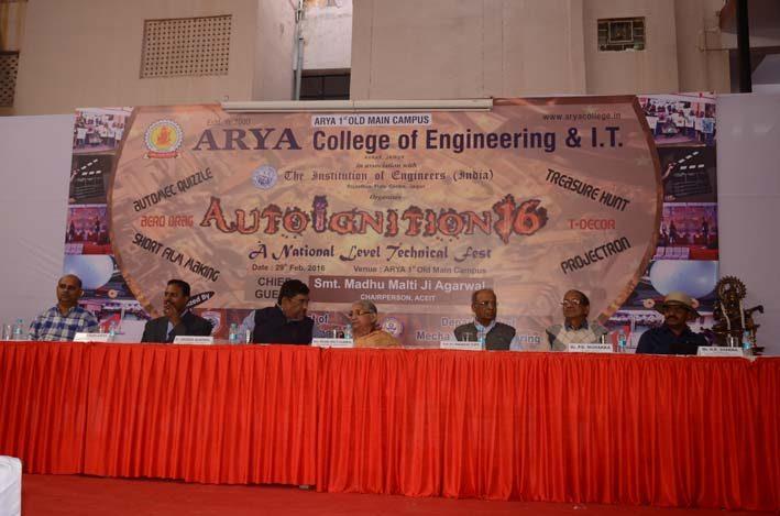 Autoignition2018_8, arya college jaipur
