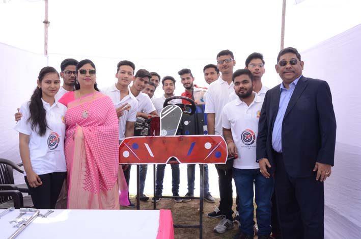Jaipur_Street_Karting_Cup_2018_2, arya college jaipur