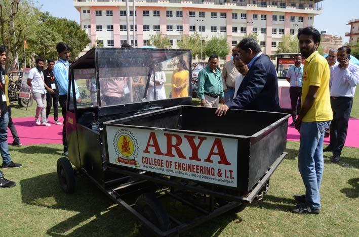 Jaipur_Street_Karting_Cup_2018_5, arya college jaipur