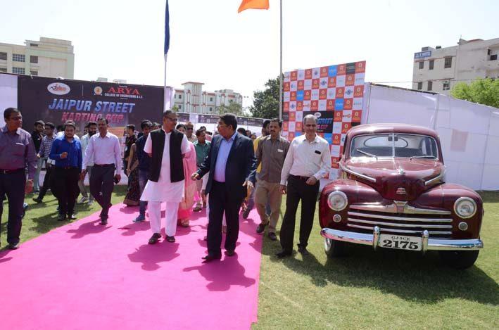 Jaipur_Street_Karting_Cup_2018_6, arya college jaipur