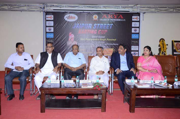 Jaipur_Street_Karting_Cup_2018_7, arya college jaipur