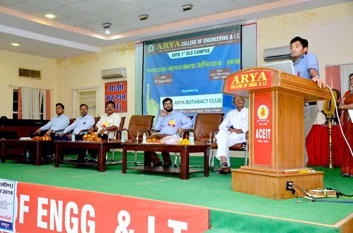 AryaSocialEvents2018-5, arya college jaipur