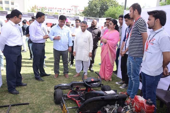 Jaipur_Street_Karting_Cup_2018_10, arya college jaipur