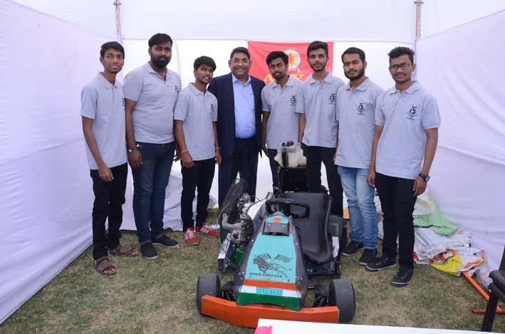 Jaipur_Street_Karting_Cup_2018_12, arya college jaipur