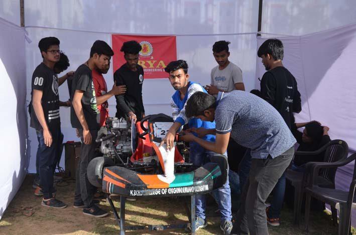 Jaipur_Street_Karting_Cup_2018_14, arya college jaipur