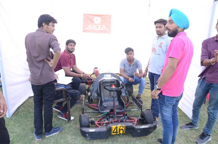 Jaipur_Street_Karting_Cup_2018_15, arya college jaipur