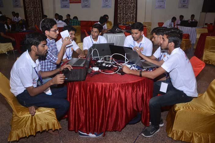 AryaHackathon2018_3, arya college jaipur