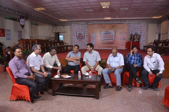 AryaHackathon2018_6, arya college jaipur