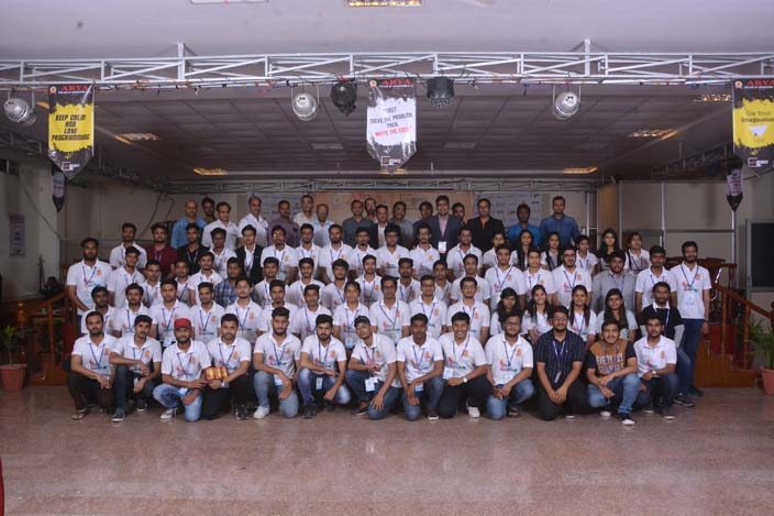 AryaHackathon2018_9, arya college jaipur