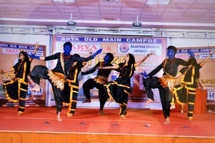 Arya_Thar2018_2, arya college jaipur