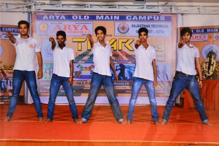 Arya_Thar2018_4, arya college jaipur