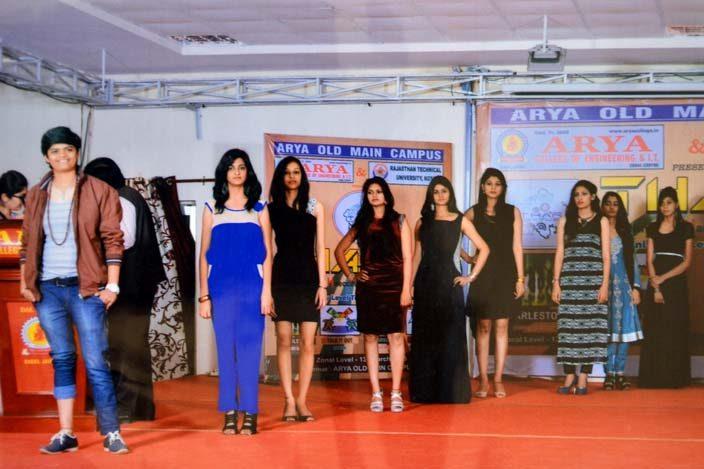 Arya_Thar2018_5, arya college jaipur