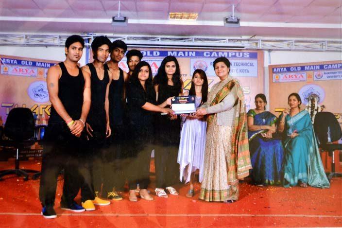 Arya_Thar2018_9, arya college jaipur