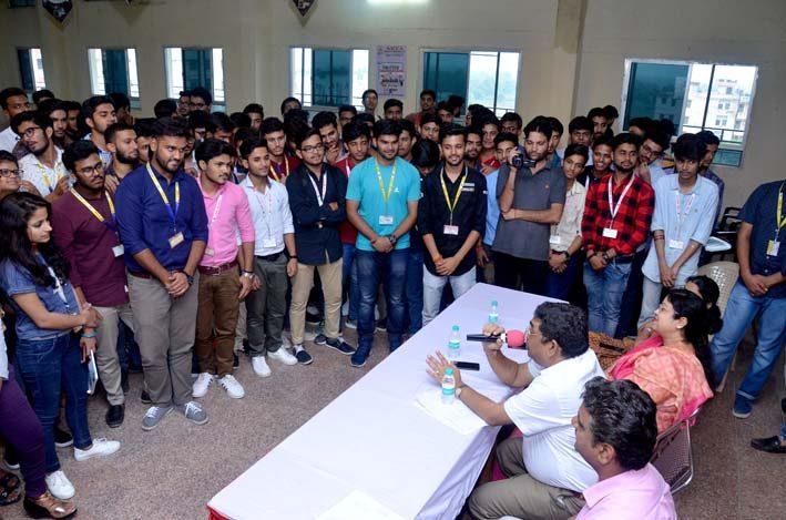 AryaSocialEvents2018-10, arya college jaipur