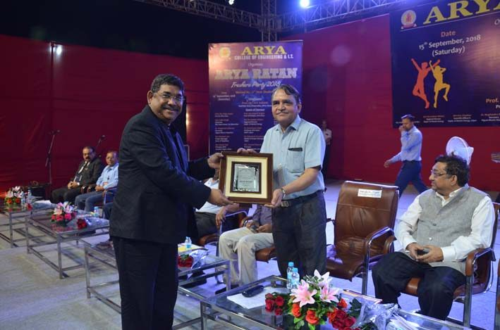 Arya_Ratan2018, arya college jaipur