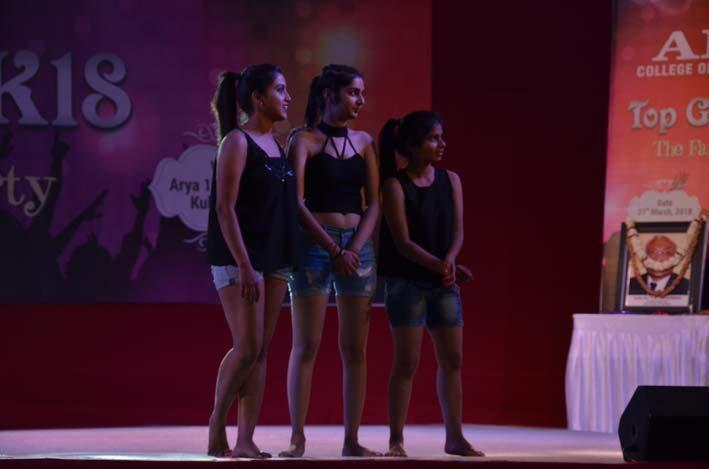 TopGun_2018, arya college jaipur