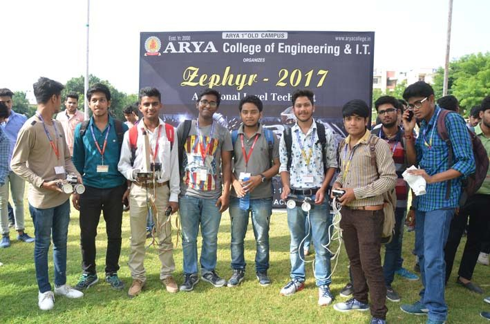 AryaZephyr_2017_3, arya college jaipur