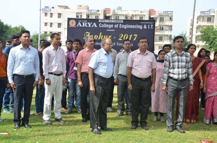 AryaZephyr_2017_6, arya college jaipur