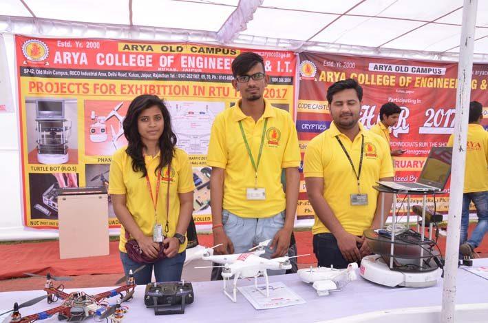 Arya_Thar2018_12, arya college jaipur