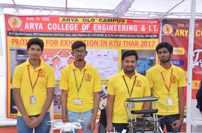 Arya_Thar2018_13, arya college jaipur