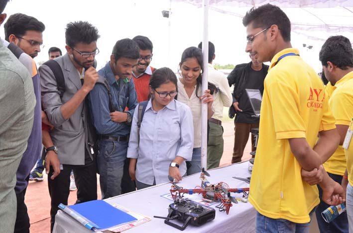 Arya_Thar2018_14, arya college jaipur