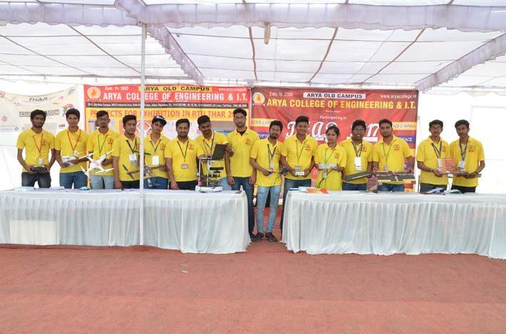 Arya_Thar2018_18, arya college jaipur