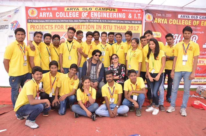 Arya_Thar2018_20, arya college jaipur