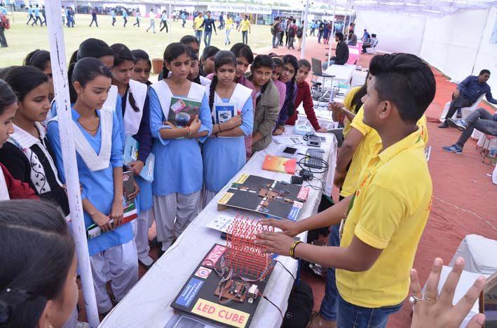 Arya_Thar2018_21, arya college jaipur