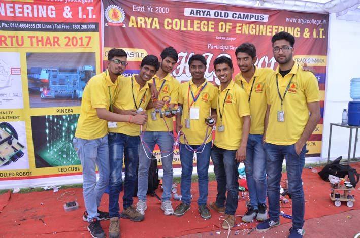Arya_Thar2018_24, arya college jaipur