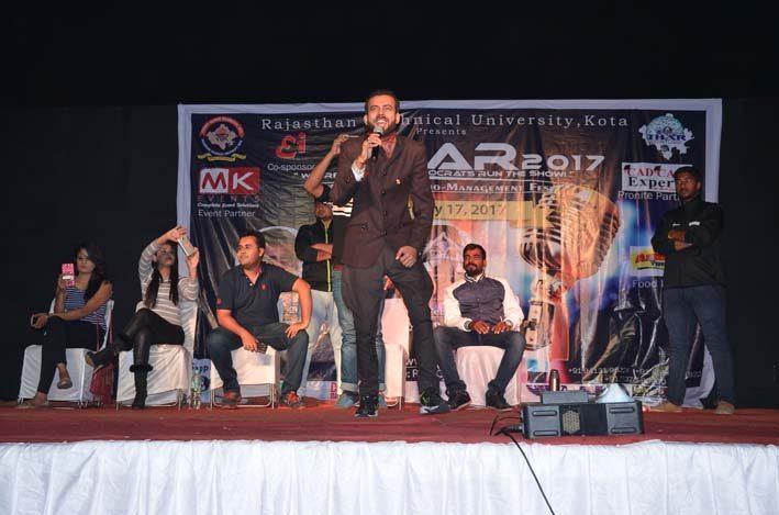 Arya_Thar2018_26, arya college jaipur