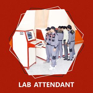 Lab-Attendant