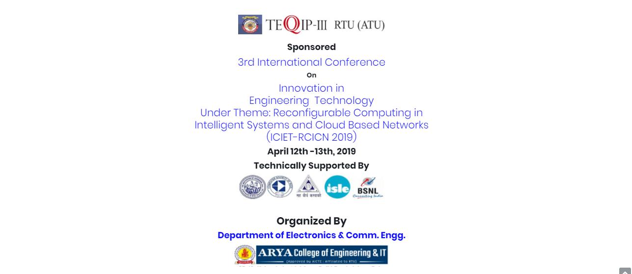 teqip, arya college of engineering and IT, arya 1st old campus, arya sp42, arya college jaipur, arya college kukas, best engineering college in rajasthan