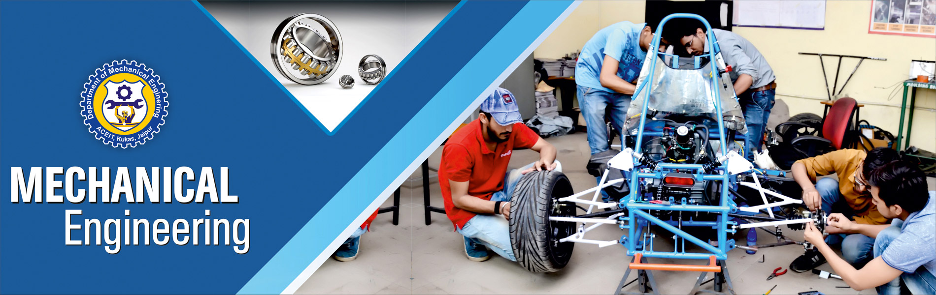 Best Mechanical Engineering College in Kukas Jaipur Rajasthan