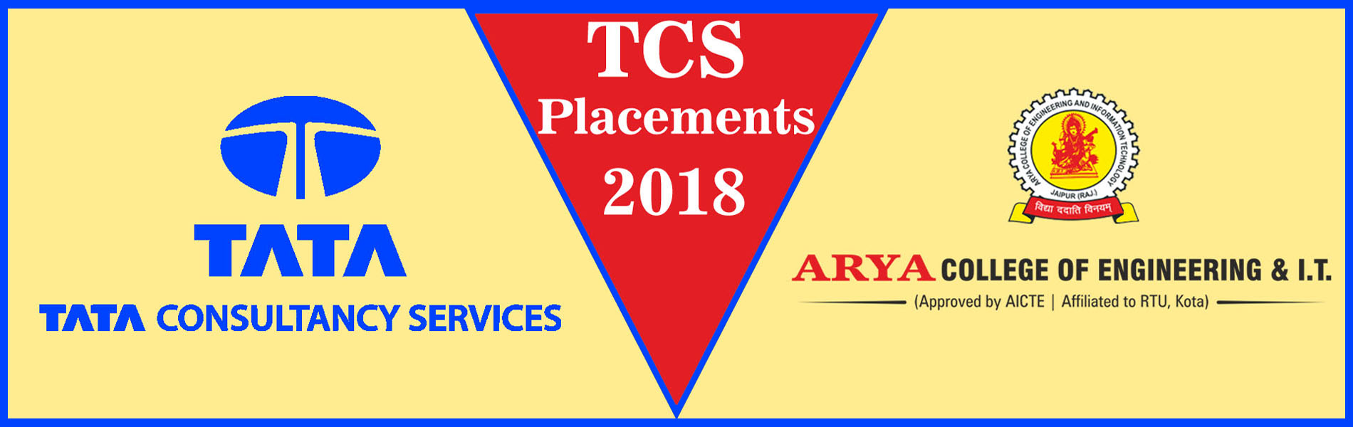 tcs-arya-college, Arya Logo, Arya College of Engineering and iT, Arya 1st Old Campus, Arya SP42, Arya College Jaipur, Arya College, ACEIT, Best Engineering College in Rajasthan, Arya Kukas, Arya Jaipur, Top 5 Engineering College in Rajasthan